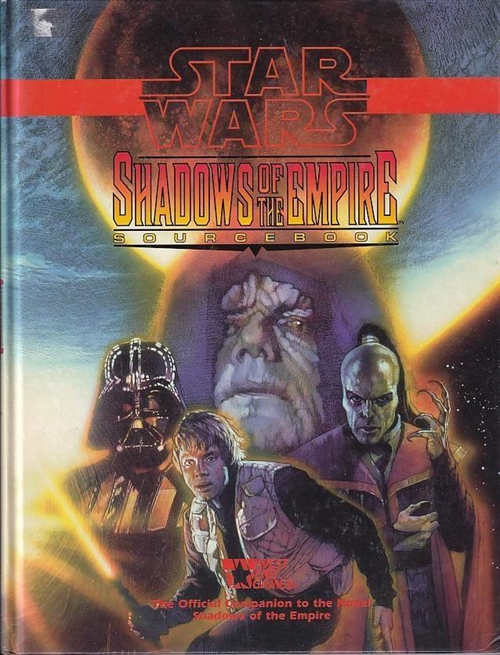 Star Wars the Roleplaying Game - Shadows of the Empire (Genbrug)